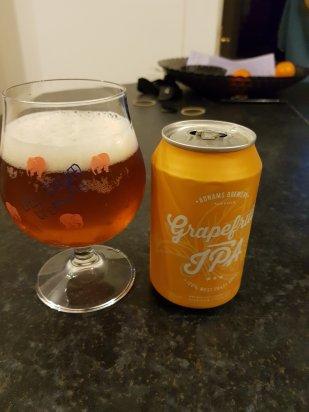 Adnams Brewing Grapefruit IPA