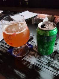 Cannonball India Pale Ale
