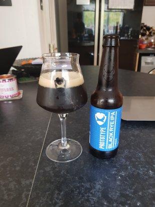 BrewDog Black Rye IPA