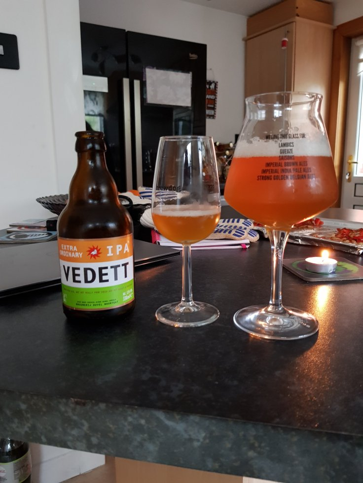Duvel Vedett Extra Ordinary IPA