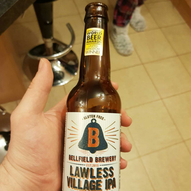Lawless VIllage IPA