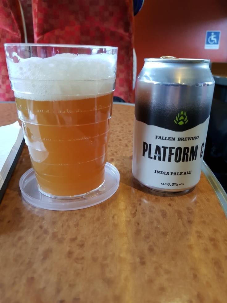 Platform C by Fallen Brewing