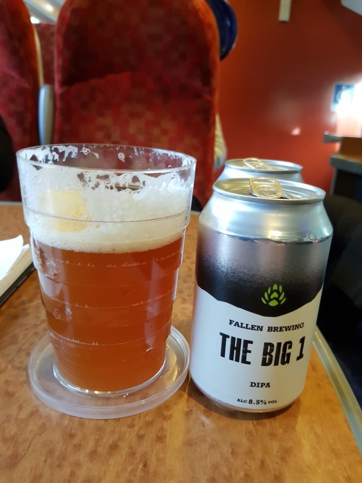 The Big 1 by Fallen Brewing