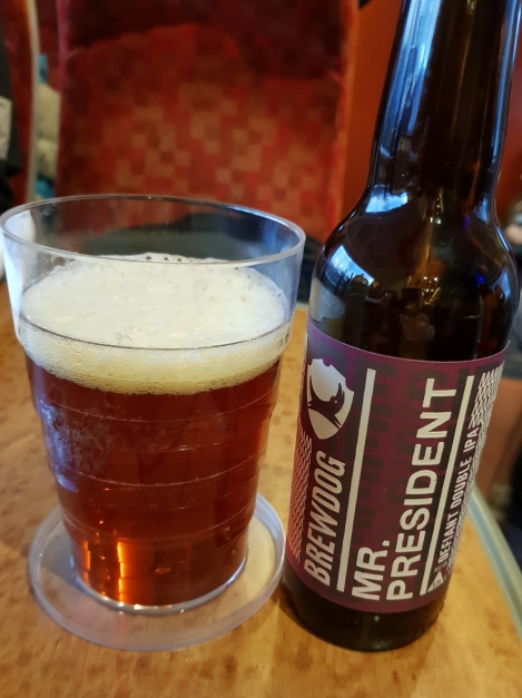 Mr President by BrewDog