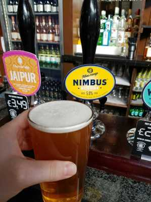 Atlas Range Nimbus blonde