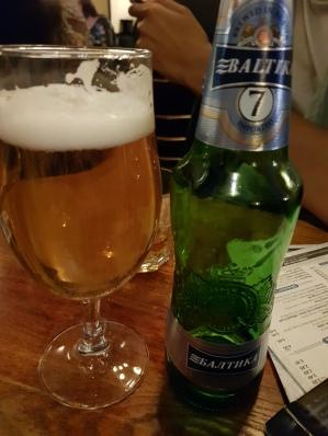 Baltika Russian Beer