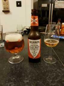 Belhaven Speyside Oak Aaged Blonde Ale