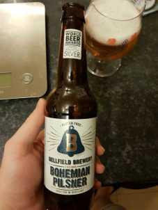 Bellfield Brewery Bohemian Pilsner