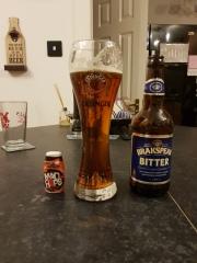 Brakspear Bitter + Apple Amber Mad Hops