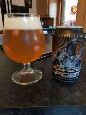 BrewDog Pump Action Poet