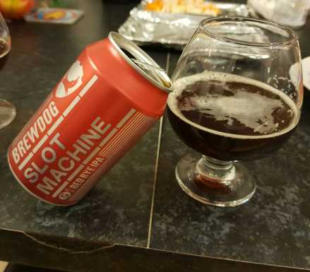 BrewDog Slot Machine Red Rye IPA