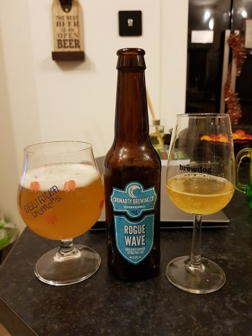 Cromarty Brewing Co Rogue Wave