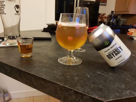 Fallen Brewery New World Odyssey