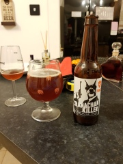 Fierce Brewing Cranachan Killer