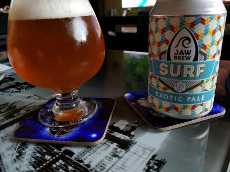 Jaw Brew Surf pale