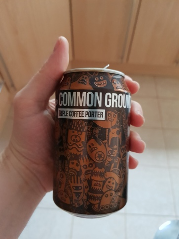 Magic Rock Common Ground Triple coddee porter