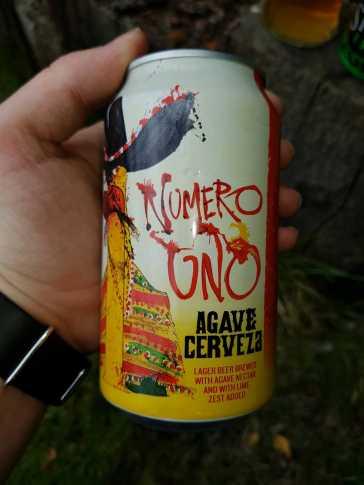 Numbero Uno Agave Cerveza