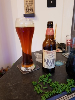 Ringwood Brewery Razor Back