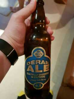 Steam Box Derail Ale