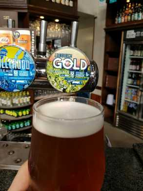 Steewart Brewing Edinburgh Gold