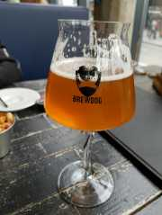 Stone IPA in Brussels BrewDog