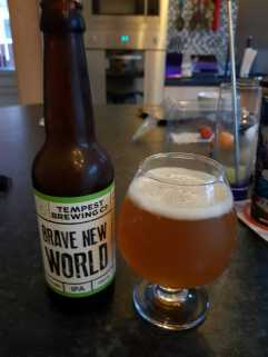 Tempest Brewing Co Brave New World
