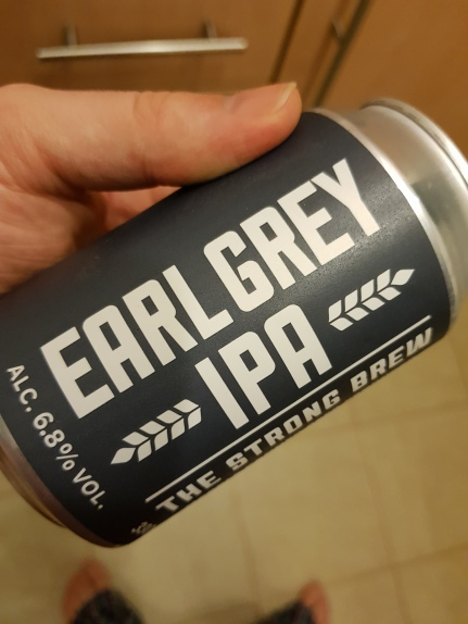 The Strong Brew Earl Grey IPA