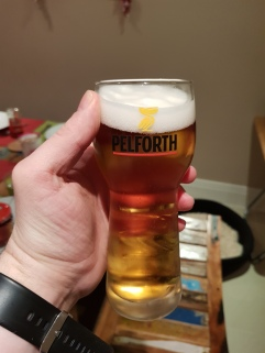 Rating 3.0/5, Easy, light lager and proper draught beer at home thanks to the-sub