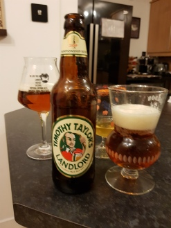 Timothy Taylor's Landlord ale