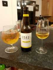 Rating 2.25/5 Lovely golden colour, Nicer than the IPA version, quite flat for a lager though and non-specific in flavour, no head on this beer