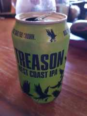 Treason West Coast IPA