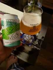 Vocation Brewery pure pilsner