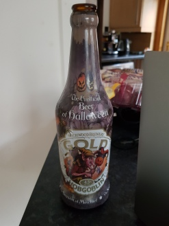 Whychwood Brewery Gobgoblin Gold
