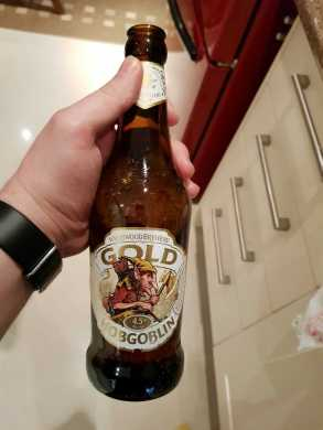 Whychwood Hobgoblin Gold