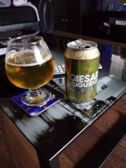 Williams Bros Brewing Co Caesar Augustus LagerIPA hybrid