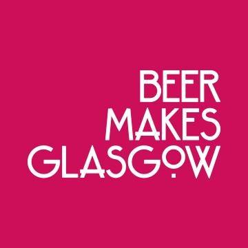 Beer makes Glasgow logo