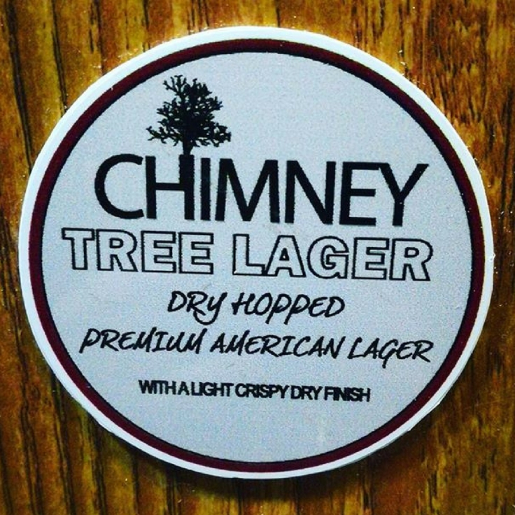 Toti Brewing Chimney Tree Lager