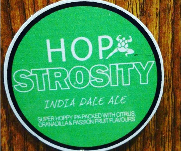 Toti Brewing Hopstrosity