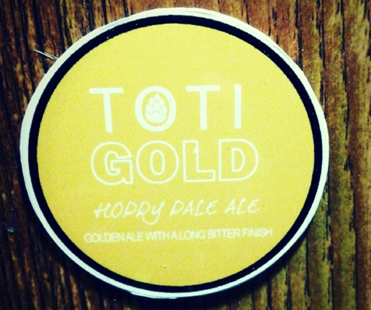 Toti Brewing Toti gold