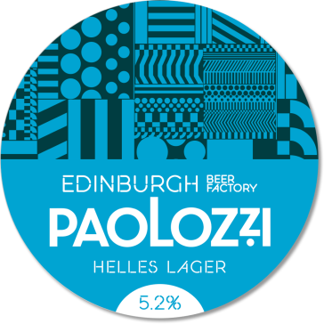 edinburgh beer factory paolozzi lens
