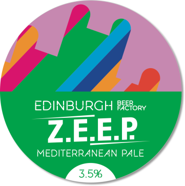 edinburgh beer factory z.e.e.p.-lens