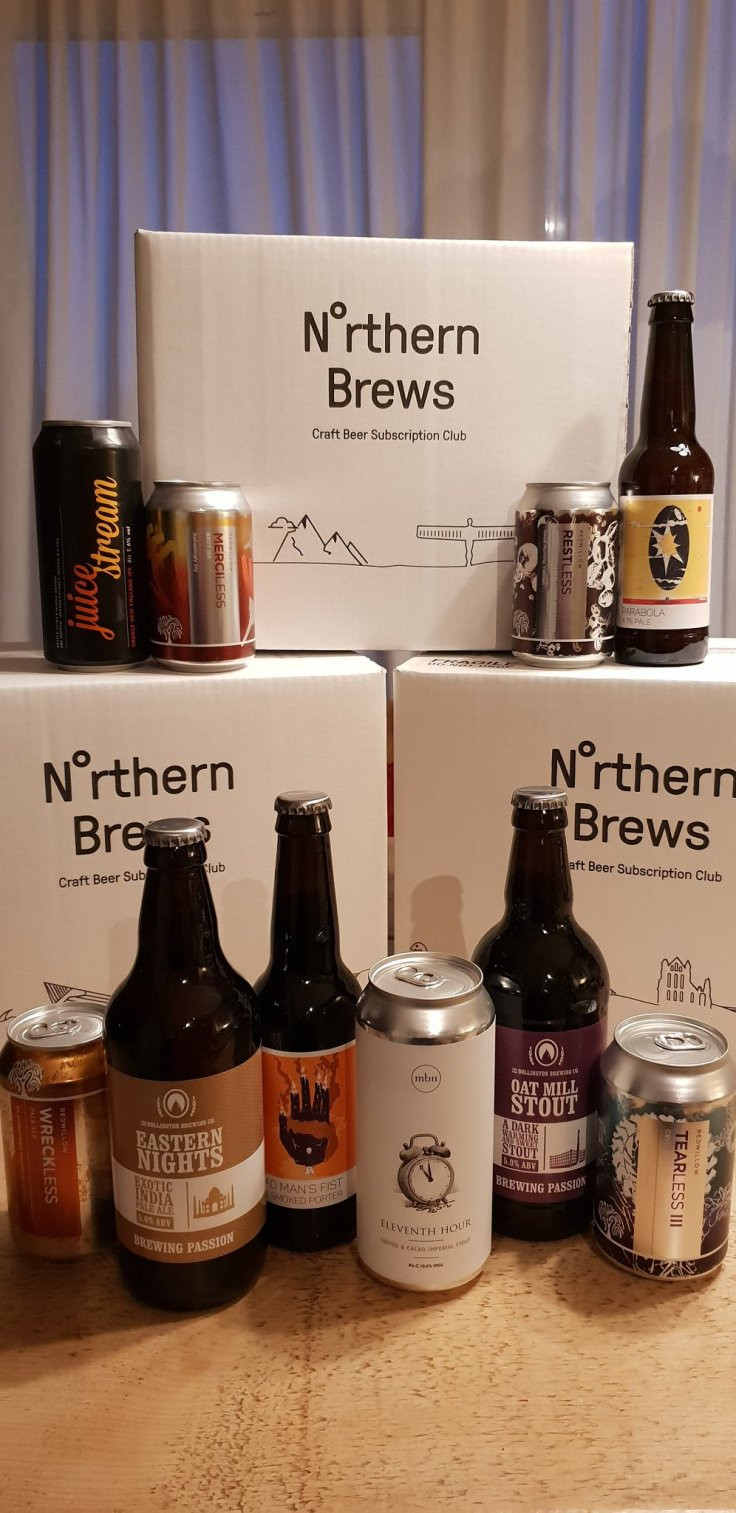 northern brew cheshire box