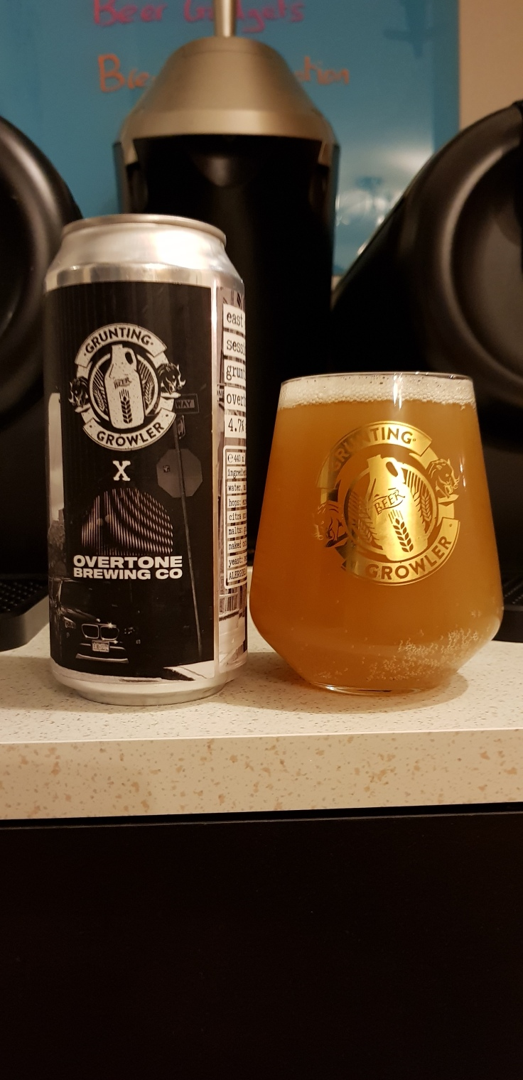 Grunting Growler East Coast IPA